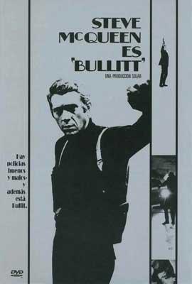 Bullitt - 27 x 40 Movie Poster - Spanish Style A