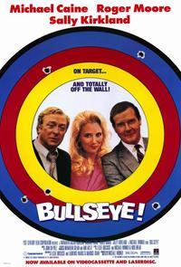 Bullseye! - 11 x 17 Movie Poster - Style A