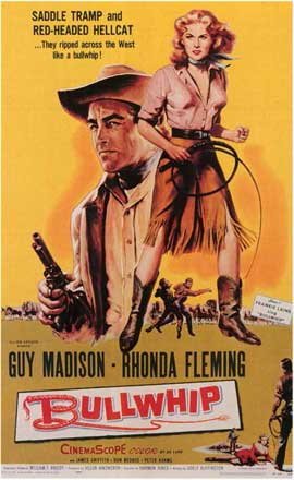 Bullwhip - 11 x 17 Movie Poster - Style A
