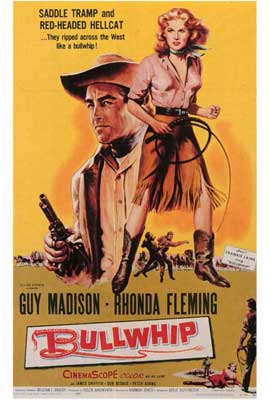 Bullwhip - 27 x 40 Movie Poster - Style A