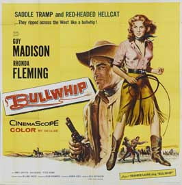 Bullwhip - 30 x 30 Movie Poster - Style A