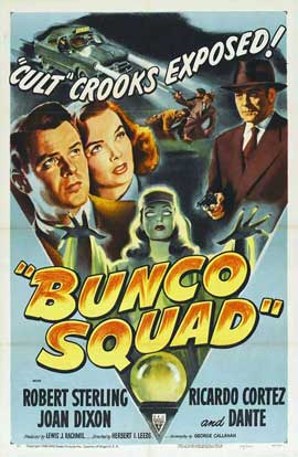 Bunco Squad - 27 x 40 Movie Poster - Style A