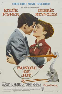 Bundle of Joy - 27 x 40 Movie Poster - Style B