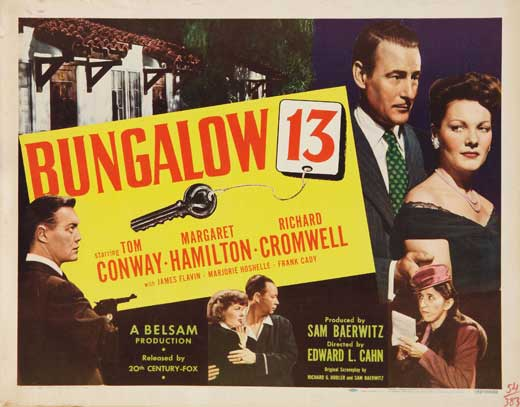 Bungalow 13 movie