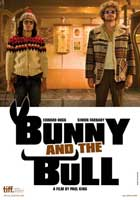 Bunny and the Bull - 11 x 17 Movie Poster - Style B