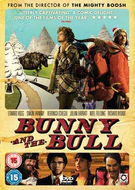 Bunny and the Bull - 11 x 17 Movie Poster - Style A