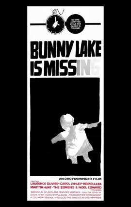 Bunny Lake is Missing - 11 x 17 Movie Poster - Style A