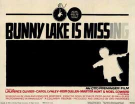 Bunny Lake is Missing - 11 x 14 Movie Poster - Style A