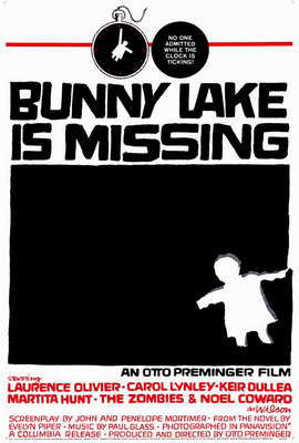 Bunny Lake is Missing - 27 x 40 Movie Poster - Style A