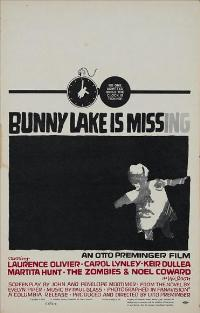 Bunny Lake is Missing - 11 x 17 Movie Poster - Style D