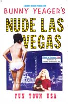 Bunny Yeager's Nude Las Vegas - 27 x 40 Movie Poster - Style A