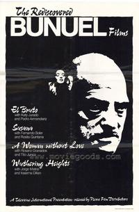 Bunuel Films ( The Rediscovered) - 27 x 40 Movie Poster - Style A