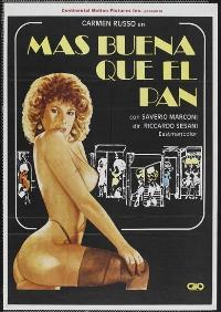 Buona come il pane - 11 x 17 Movie Poster - Spanish Style A