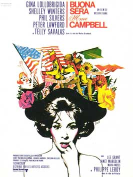 Buona Sera, Mrs. Campbell - 11 x 17 Movie Poster - French Style A