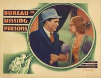 Bureau of Missing Persons - 11 x 14 Movie Poster - Style A
