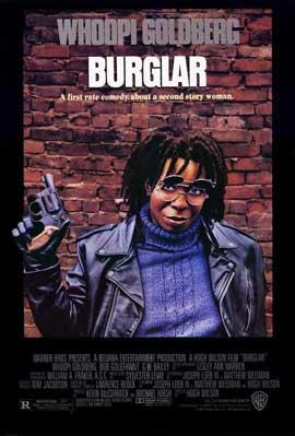 Burglar - 11 x 17 Movie Poster - Style A