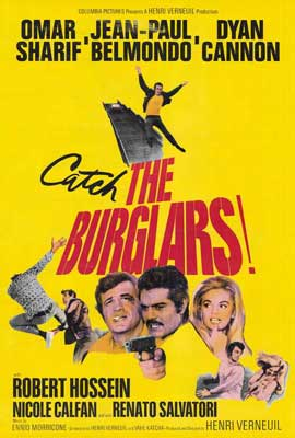The Burglars - 27 x 40 Movie Poster - Style A