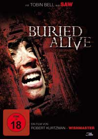 Buried Alive - 11 x 17 Movie Poster - German Style A