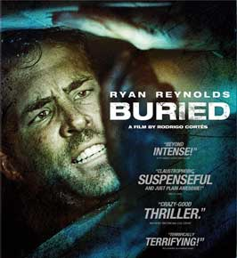 Buried - 11 x 17 Movie Poster - Style F