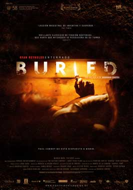 Buried - 27 x 40 Movie Poster - Spanish Style A