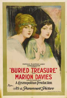 Buried Treasure - 11 x 17 Movie Poster - Style A