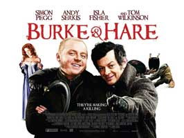Burke and Hare - 11 x 17 Movie Poster - UK Style A