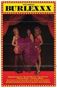 Burlexxx - 27 x 40 Movie Poster - Style A