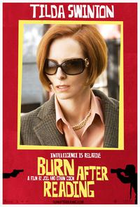 Burn After Reading - 11 x 17 Movie Poster - Style E