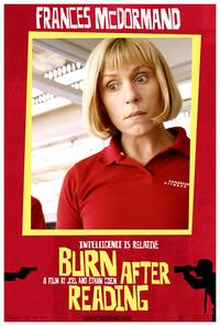 Burn After Reading - 11 x 17 Movie Poster - Style H