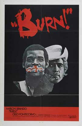Burn! - 11 x 17 Movie Poster - UK Style A
