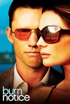 Burn Notice (TV) - 27 x 40 TV Poster - Style C