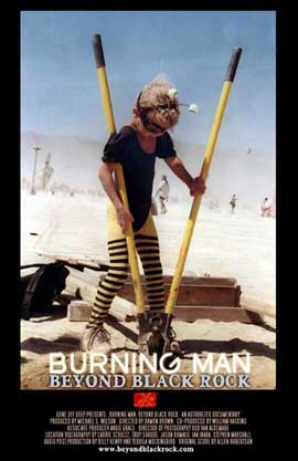 Burning Man: Beyond Black Rock - 27 x 40 Movie Poster - Style A