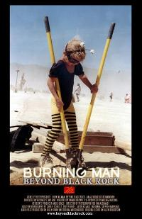 Burning Man: Beyond Black Rock - 43 x 62 Movie Poster - Bus Shelter Style A