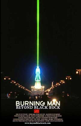 Burning Man: Beyond Black Rock - 27 x 40 Movie Poster - Style C
