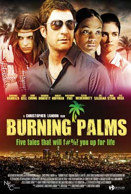 Burning Palms - 11 x 17 Movie Poster - Style B