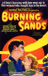 Burning Sands - 11 x 17 Movie Poster - Style A