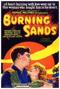 Burning Sands - 27 x 40 Movie Poster - Style A