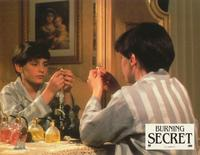 Burning Secret - 11 x 14 Poster French Style G