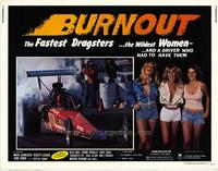 Burnout - 22 x 28 Movie Poster - Half Sheet Style A