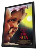 Burnt by the Sun - 27 x 40 Movie Poster - Style A - in Deluxe Wood Frame