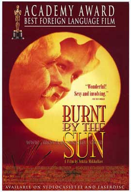 Burnt by the Sun - 11 x 17 Movie Poster - Style B