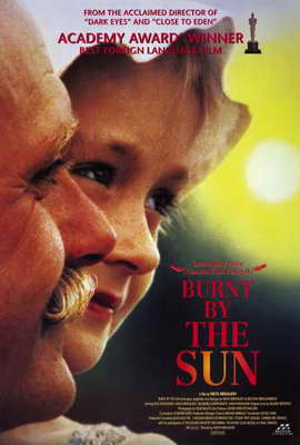 Burnt by the Sun - 27 x 40 Movie Poster - Style A