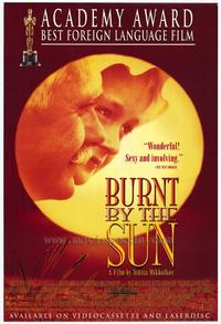Burnt by the Sun - 27 x 40 Movie Poster - Style B