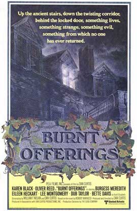 Burnt Offerings - 11 x 17 Movie Poster - Style A
