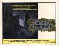 Burnt Offerings - 22 x 28 Movie Poster - Half Sheet Style A