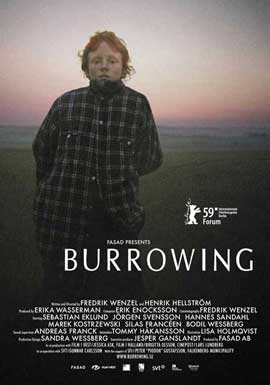 Burrowing - 11 x 17 Movie Poster - UK Style A
