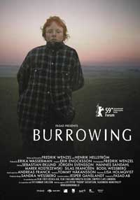 Burrowing - 27 x 40 Movie Poster - UK Style A