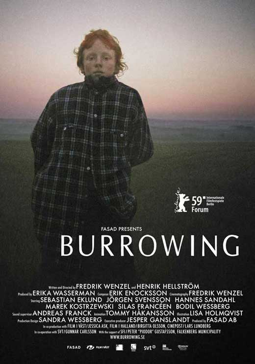 Burrowing movie