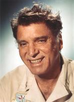 Burt Lancaster - Burt Lancaster wearing a Beige Polo