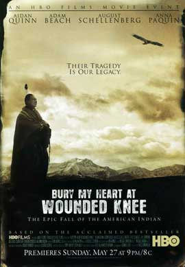 Bury My Heart at Wounded Knee - 11 x 17 Movie Poster - Style A
